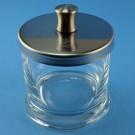 Glaszylinder mit Edelstahldeckel