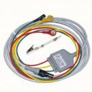 3-adriges, einteiliges Kabel (IEC) 3 m,